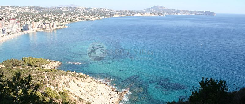 Villas in Moraira: spaciousness, fun and comfort