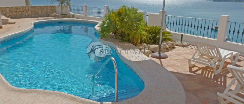 Why are our villas in Moraira with private pool so requested?