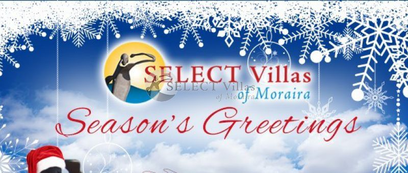 Select Villas wishes you a Merry Christmas 2019-2020