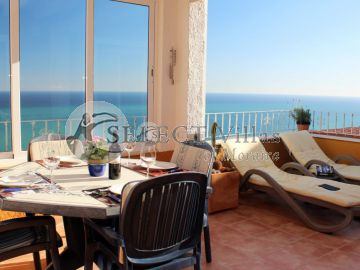Join our Virtual Open Day to look at this fantastic Sea View Apartment in Benitachell from your home