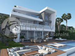 Luxury villas for sale in Moraira
