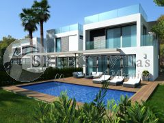 New Build modern property for sale in Moraira - Costa Blanca