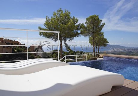 Villa - Re-sale - Altea - Urbanizaciones