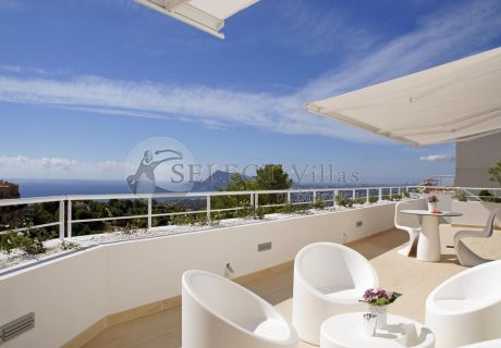 Villa - New Build - Altea - Urbanizaciones
