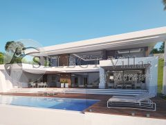 New Build - Villa - Javea - Villes del Vent