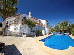 Re-sale - Villa - Moraira - Benitachell - Les Fonts