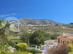 Villa with pool and views for sale in Benitachell - Costa Blanca