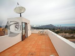 modern townhouse for sale in Benitachell