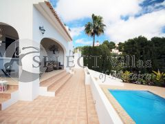 Buy villa for sale in Benissa - Costa Blanca