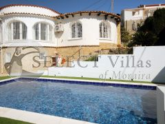 Lovely Villa with Sea Views for sale in Benissa Costa