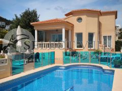 Sea View Villa for sale in Benitachell