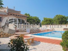 Villas for sale in Moraira
