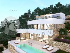New Build - Villa - Moraira - El Alcazar
