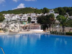 Apartment with pool for sale in Benitachell