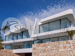 New Build - Villa - Moraira - Benimeit