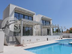 New Build - Linked Villa - Moraira - Benimeit